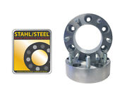 Ford F-150 2004-2014 4.00 Steel Wheel Spacers 4 By Stahl/steel - Usa Made