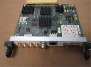 Cisco Spa-2x1ge-synce 2 Port Synchronous Ethernet Spa Card Tested Used Cn