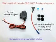 Obd Ll Gps Tracker Wired Conversion Kit Power Adapter