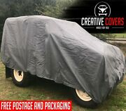Land Rover Series 1-3 Heavy Duty Cover Scratch Proof Waterproof 4 Layers