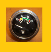 Mep002a-mep003a Battery Charge Meter 24 V Voltmeter