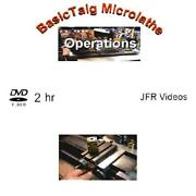 Basic Taig Micro Lathe Operations With Jose Rodriguez Dvd