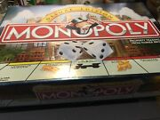 1998 Parker Brothers Deluxe Edition Monopoly Board Game Great Deal