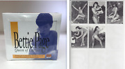 Bettie Page Queen Of Curves - Sealed Trading Card Hobby Box W/ 2 Mail Away Sets