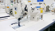 Thor Gc1541s Leather Upholstery Vinyl Walking Foot Sewing Machine - 1541s