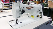 Consew 206rb5 Walking Foot Leather And Upholstery Sewing Machine - Head Only