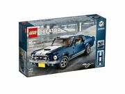 Lego Ford Mustang Gt 1960s Car 10265 Creator Expert Official New In Stock