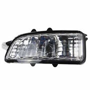 Indicator Rear View Mirror Volvo C70 2 Ii 03/2006 A 03/2007 Left Driver Lhd