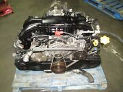 2009-2012 Forester Legacy And Impreza Na 2.5l Engine Motor Replacement Ej253