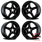 Set Of 4 Mercedes Benz C-class 2016-2019 18 Factory Oem Staggered Wheels Rims