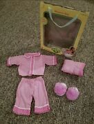 Cabbage Patch Kids Sleepover Party Outfit With Accessories