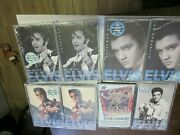 The Elvis Presley Collection Time Life Set Of 8 Brand New Sealed Cassettes