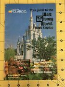 Brochure Your Guide To Walt Disney World With Coupons And Bus Parking Tickets