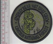 National Forest New Mexico Lincoln Nf 1960and039s Birthplace Of Smokey Bear Vel Hook