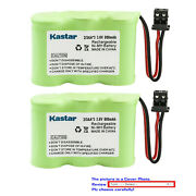 Kastar Cordless Battery Replace For Sony Spp-a11 Sppa110 Spp-a110 Sppa20 Spp-a20