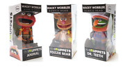 Funko Wacky Wobbler The Muppets Animal Dr. Teeth And Fozzie Bear