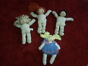Lot Of Cabbage Patch Kids / Dolls And Original Doll Baby 19781982 And 1984