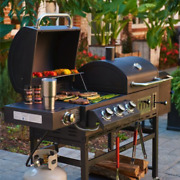 Bbq Smoker Grills - Pits - Bbq Smokers - Charcoal Or Wood Burning