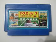 102 In 1 Games Sqoon The Legend Of Kage Etc... - Rare Famicom Nes Cartridge