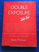 Double Exposure. Take Two - 1st Inscribed By Roddy Mcdowall To Charlton Heston