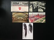 0214 10 Postcard Lot, Welcome To Chicago, Illinois, Good Condition, Vintage.