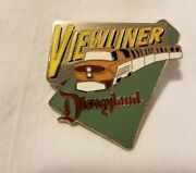 Disney Pin Dlr 1998 Attraction Series-viewlinerretired Or Sold Out