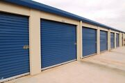 Durosteel Janus 16and039w X 14and039h Commercial 2500 Series Heavy Duty Rollup Door Direct