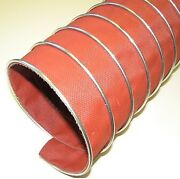 Ar-900-975anddeg F 8and039and039 X 25and039 Garage Exhaust Flex Hose Trucks And Heavy Machinery