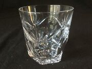 Waterford Crystal Ashling Old Fashioned Tumbler Glass 3 1/4 Sold Individually