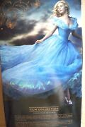 Disney Store Cinderella Limited Edition 1 Of 4000 Live Action Movies Doll 17