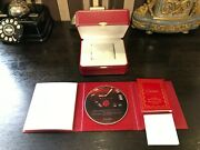 Authentic Cowa 0049 Empty Watch Box And Bookscd Only.