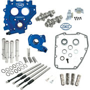 Sands Chain-drive 510 Cam Chest Upgrade Kit Cams For 1999-2006 Harley Twin Cam