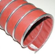 Ar-1500-1625anddeg F 6and039and039 X 25and039 Garage Exhaust Flex Hose Heavy Machinery And Industrial