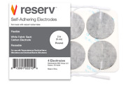 Reserv 2 Round Fda/otc Approved Reusable Self Adhesive Electrode For Tens/ems