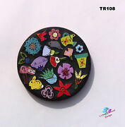 Mosaic Trivet Handmade Tiles Look Nice On The Counter In Your Hometr108