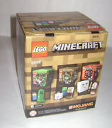 New 21105 Lego Minecraft Micromobs Micro World Village Building Toy Retired A