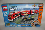 New 7938 Lego City Passenger Train Tracks Power Functions Building Toy Retired A