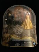 Disney's Beauty And The Beast Figurines/doll Set