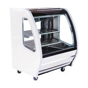 Pro-kold Ddc 40 Ss Refrigerated Deli Display Case