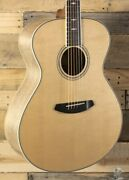 Breedlove Stage Exotic Concerto E Acoustic Guitar W/ Gigbag