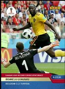 2018 Panini Instant World Cup 56 Romelo Lukalu Sold Out