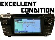 2014- 15 -16 Toyota Corolla Entune Plus Mp3 Cd Radio Navigation Gps With Apps