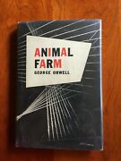 Animal Farm . By George Orwell . True 1st American Edition Stated 1946  Rare