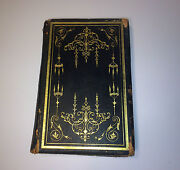Rare Antique Book A Haunted Student - Romance Of The 14th Century 1st Edition