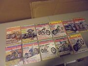 Lot Of 11 2004 American Iron Motorcycle Magazines,harley Davidson Strong,buell
