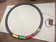 Bachmann Train Set With Track And Transformer For Parts Or Repair Vintage