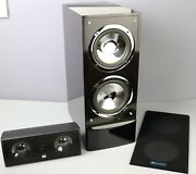 Theater Research Tr-6.1 Home Theater Subwoofer System W/ Speaker