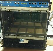 Juniper Chas-mp-m120-s-c M120 Chassis W/ 2 Power Supplies And 2 Fans