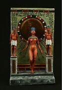 Tin Soldier, Collectible, Egyptian Princess, Tell El-amarna, 54 Mm,ancient Egypt