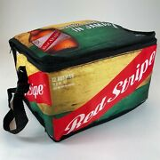 Red Stripe Jamaican Beer 12 Bottle Portable Collapsible Soft Beach Picnic Cooler